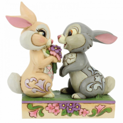 Panpan et Miss Bunny Disney...