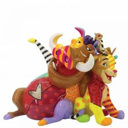 Simba,Timon et Pumba Disney...