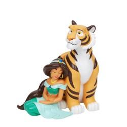 Jasmine et Rajah