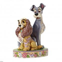 Belle et le clochard Disney...