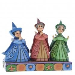 Les trois fées Disney...