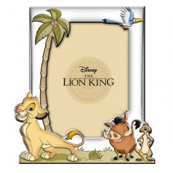 Cadre Roi Lion