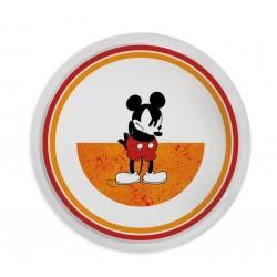 Plat à Pizza Mickey