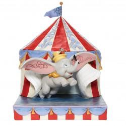 Dumbo Au dessus du...