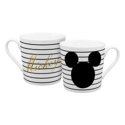 Disney mug Mickey Glitter