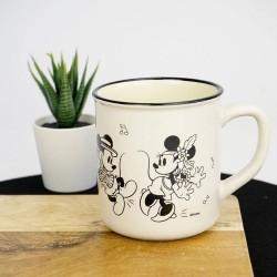"Mickey & Minnie mug ""Happy..."