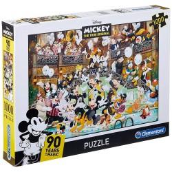 Puzzle 1000 pièces Mickey...