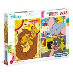 Puzzle Disney Classic -...