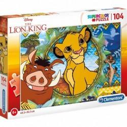 Puzzle enfant - Le roi lion