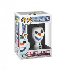Pop 733 Olaf - La reine des...