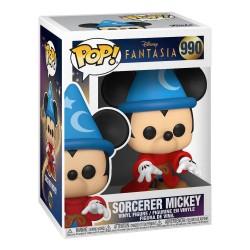 Pop 990 Mickey Sorcier -...
