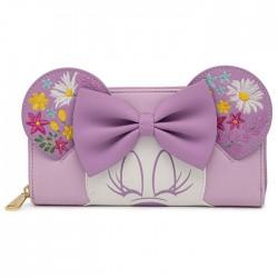 Portefeuille Minnie Flowers...