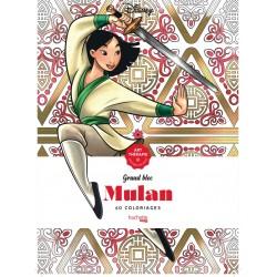 """Livre de Coloriage """" Mulan""""..."""