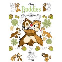 """Livre de coloriage """" Buddies"""""""