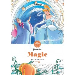 """Livre coloriage """"Magie""""..."""