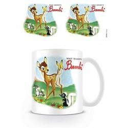 """Mug """"Bambi et Panpan- Vintage"""""""