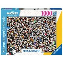 Puzzle Mickey Challenge...
