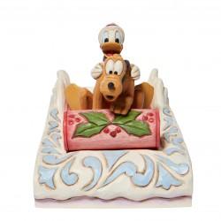 Donald et Pluto - Disney...