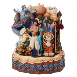 Aladdin Carved - Disney...