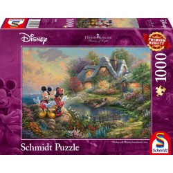 """Puzzle 1000 Pièces """"Mickey..."""
