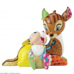 Bambi et Panpan Disney Britto