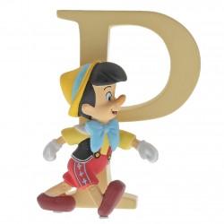 """P"" - Pinocchio Disney..."