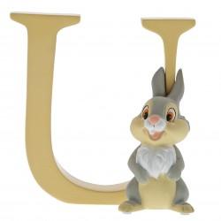 """U"" - Thumper Disney..."